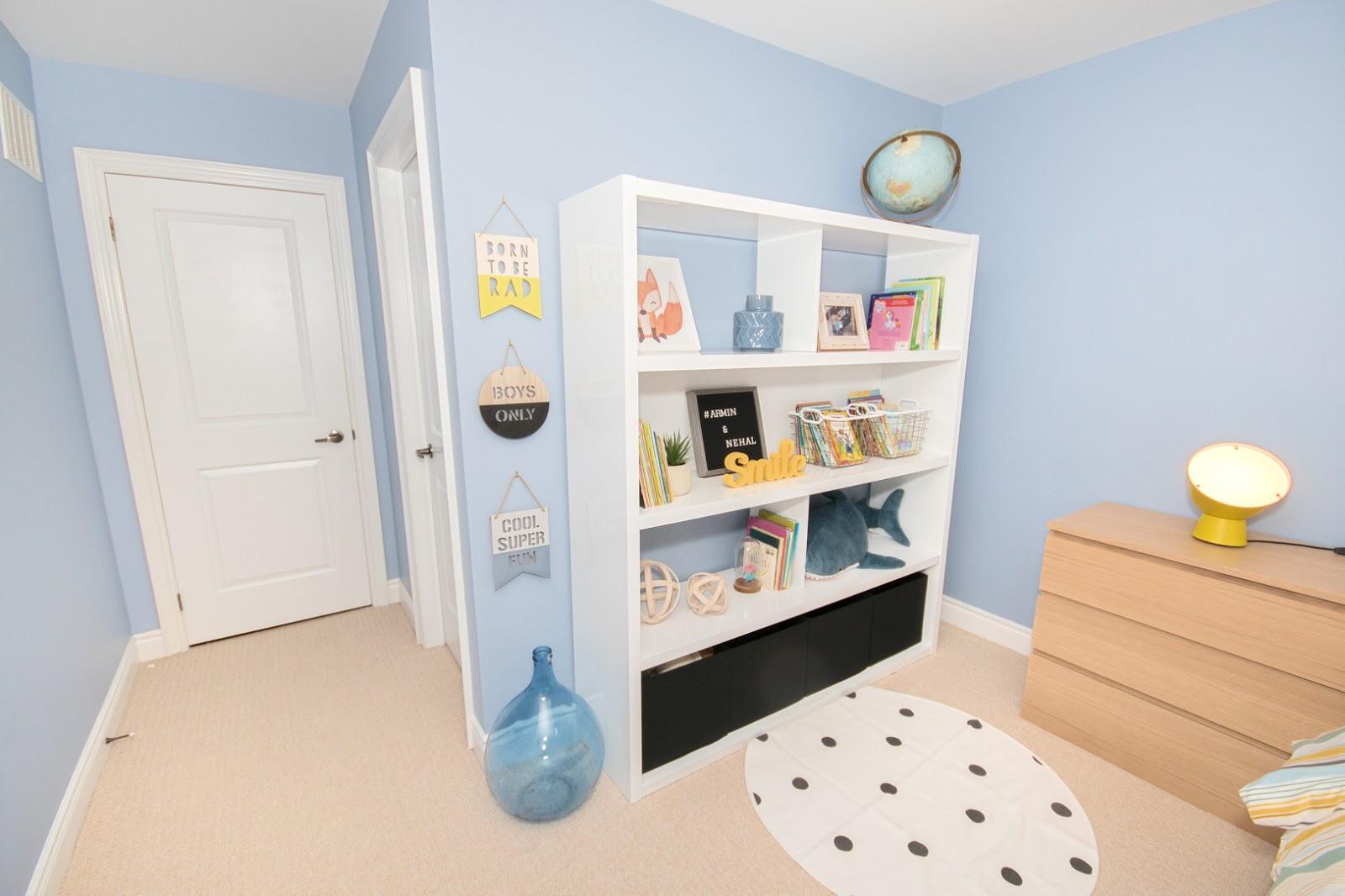 interior decor for kids bedroom