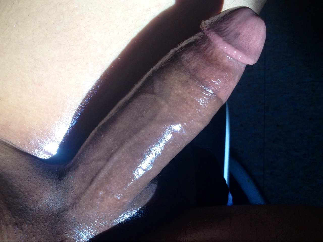 From big black erect dick not hear