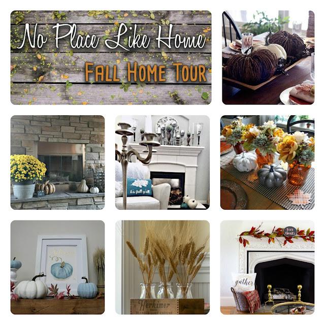 No Place Like Home Fall Home Tour