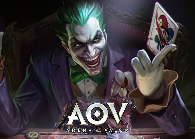 Tips Build The Joker Arena Of Valor (AOV), Si Tukang Pengacau