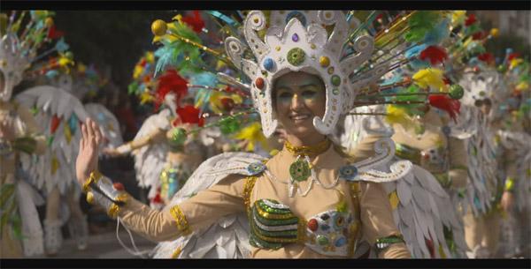 El Experimento Carnaval Badajoz pelicula