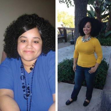 """Cô nàng giảm 70 kg nhờ """"không để tâm đến cân nặng"""""""