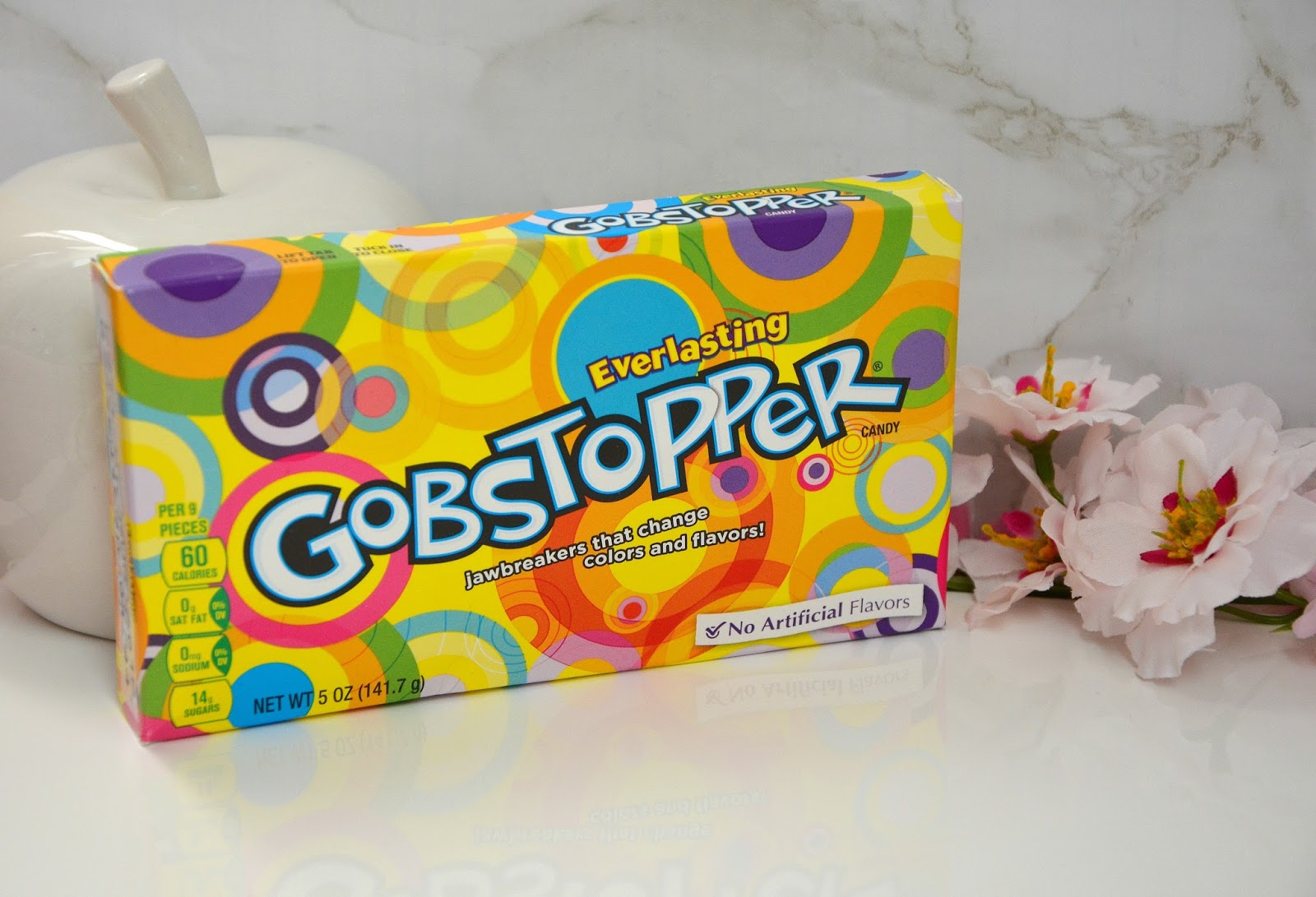 Gobstopper Nestlé