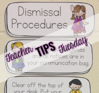 How to Manage Your Classroom Dismissal Seamlessly Every Day!