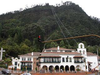 Foto del Funicular del Santuario de Monserrate