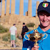 Golf. Ryder Cup 2022: 'Road to Rome' parte da valle dei Templi