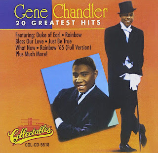 Gene Chandler - Duke Of Earl - WLCY RADIO HITS