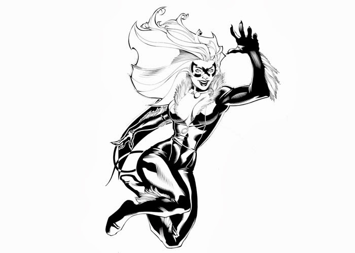 black cat coloring page free coloring pages and coloring books for
