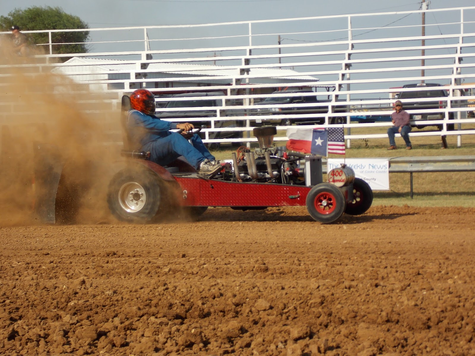 LSGTPA TRACTOR PULLING: LSGTPA Teams Shine at Lindsay Truck