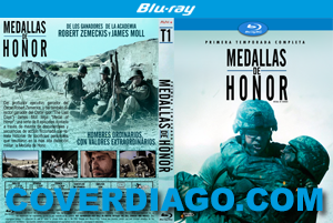 Medal of Honor - Medallas de Honor Season / Temporada 01 BD