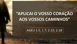 APLICAI OS VOSSOS CORAÇÕES AOS VOSSOS CAMINHOS...