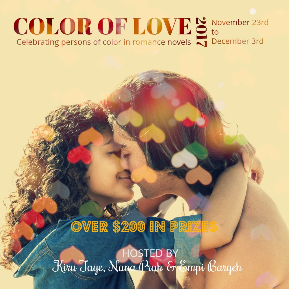 Sign up for the Color of Love Blog Hop