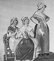 Femmes sous la Révolution.