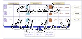 مراجعة تضمن لك نقطة 15 في اللغة العربية بكالوريا 2018-المقرر لكم الشامل
