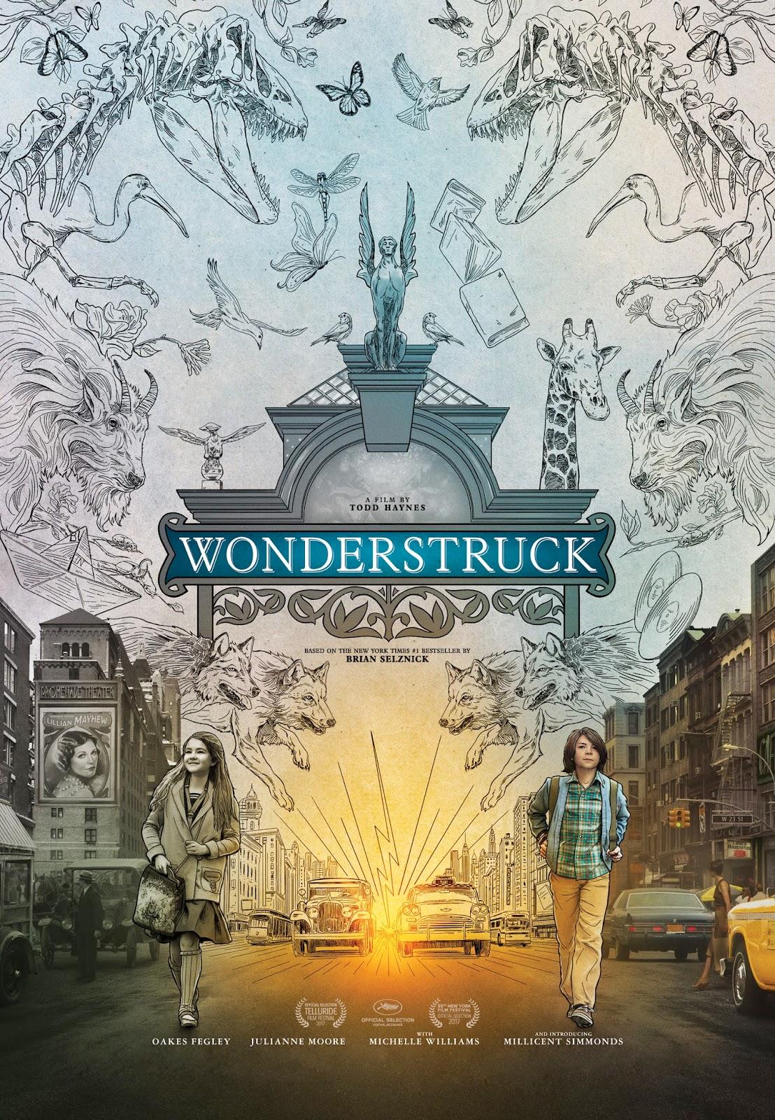 Wonderstruck [2017] [DVDR] [NTSC] [CUSTOM HD] [Subtitulado]