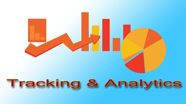 google analytics and tracking