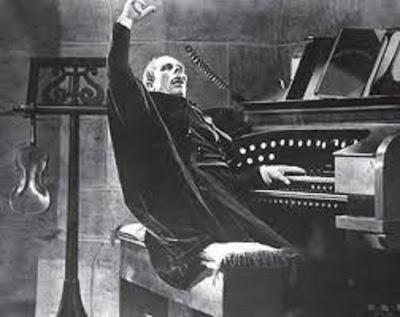 Mad organist