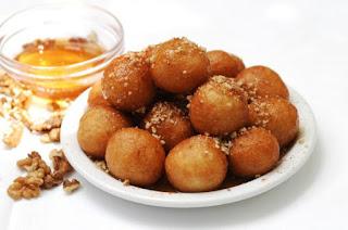 Luqaimat - Arab Saudi masakan khas arab