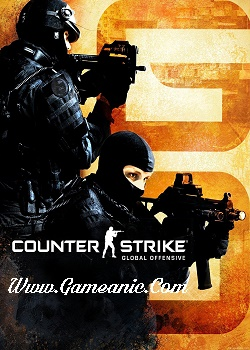 Counter Strike Global Offensive Game Cover\