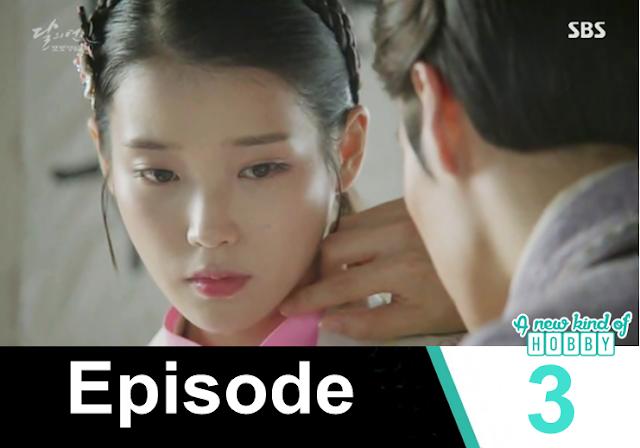Moon Lovers: Scarlet Heart Ryeo - Episode 3 Review - Lee Joon Gi & IU