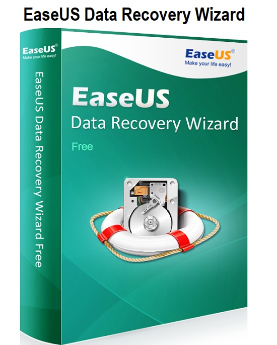 EaseUS Data Recovery Wizard for Windows 10