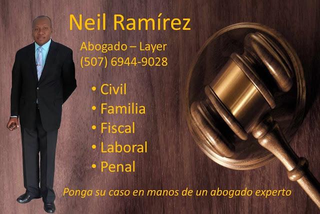 Neil Ramírez — Abogado