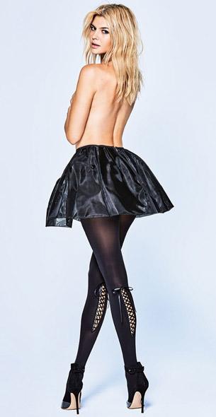 Calzedonia panty negro