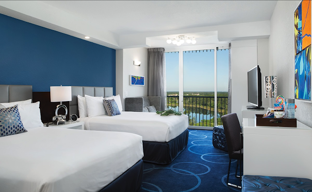 Discover a new lifestyle resort experience in the DISNEY SPRINGS® Resort area at B Resort & Spa. A unique blend of modern amenities, chic sophistication, and fun for all, this Disney Springs hotel offers guests comfort and convenience in an ideal location.