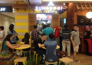 Sumoboo Surabaya Ice Cream Enak dan Menu Penutup Terbaik