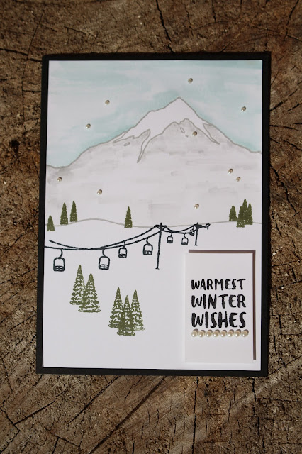 Mountain Adventure Stamp Set Stampin' Up!