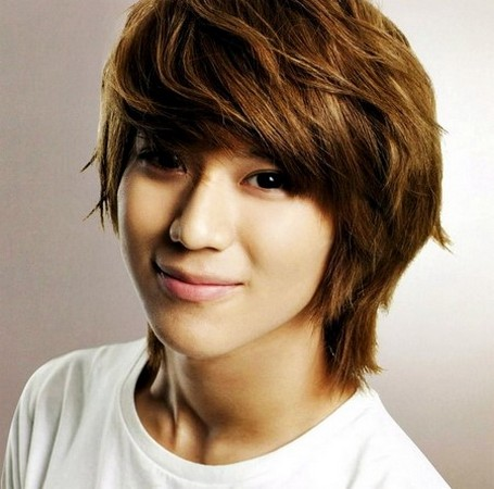 rambut korean style pria