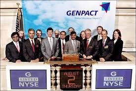 Genpact Urgent Walkin Drive for Freshers On January 2017