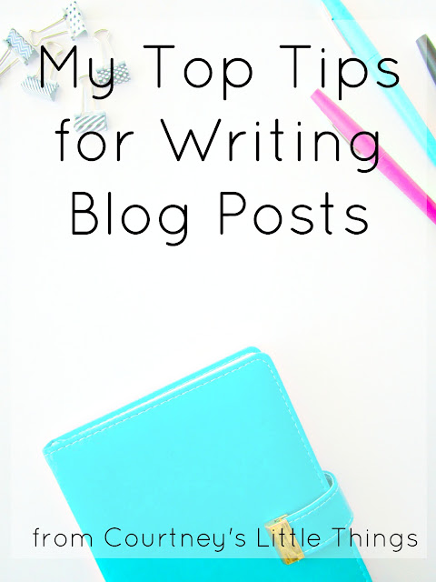 7 tips to help you write your best blog post ever