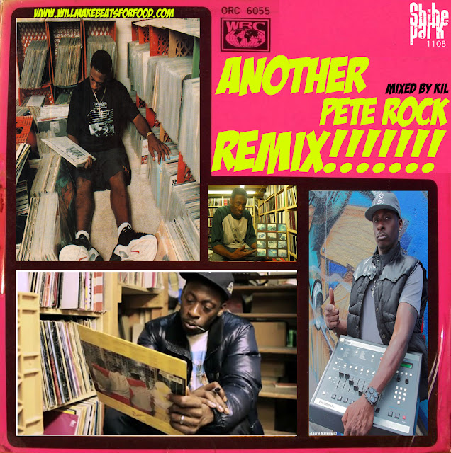 Another Pete Rock Remix Mixtape