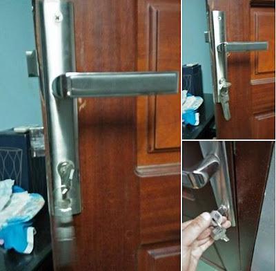 Thợ khóa Alibaba chuyên sửa khóa cửa gỗ tại nhà có bảo hành