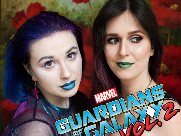Giveaway and Beauty: Guardians of the Galaxy vol. 2 avant premiere