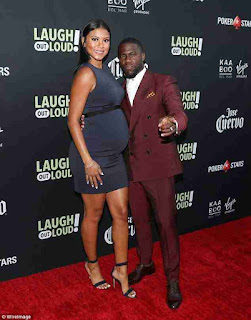 Kevin Hart cheating on wife Eniko Parrish