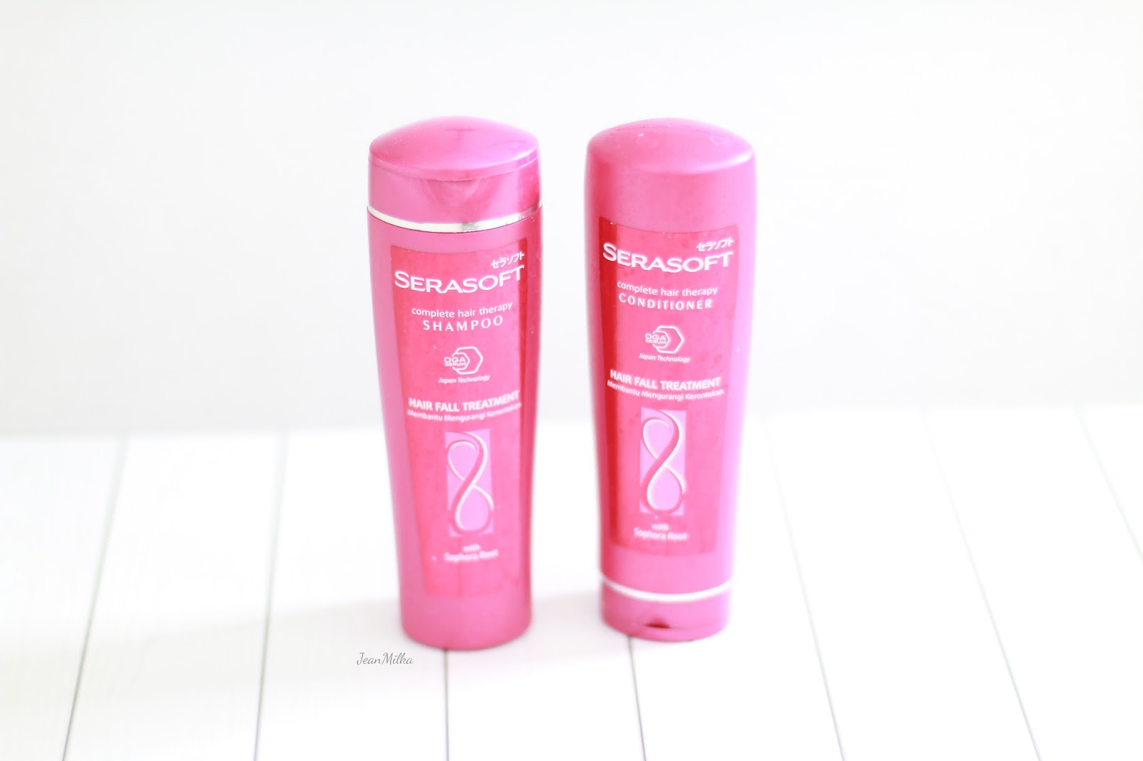 serasoft, serasoft shampoo, serasoft conditioner, shampoo, sampo, conditioner, kondisioner, hair fall treatment, review serasoft