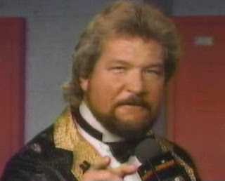 WWF / WWE: Summerslam 1991 - The Million Dollar Man Ted Dibiase lost his prized Million Dollar title to former lackey, Virgil