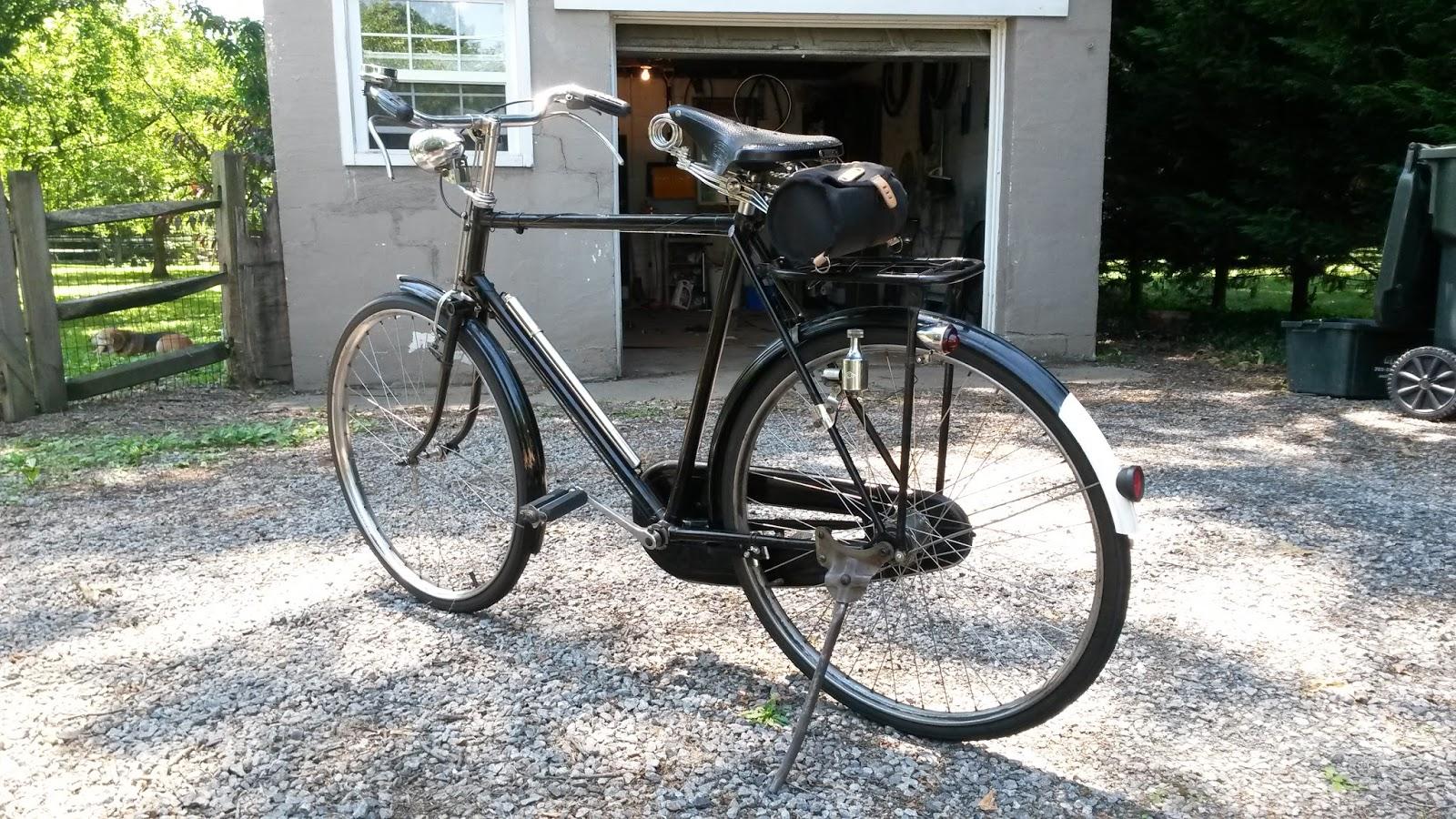 The Bike Shed Miller Generator Set And Lights