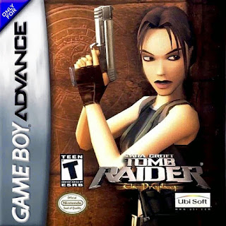 Tomb Raider: The Prophecy ( BR ) [ GBA ]