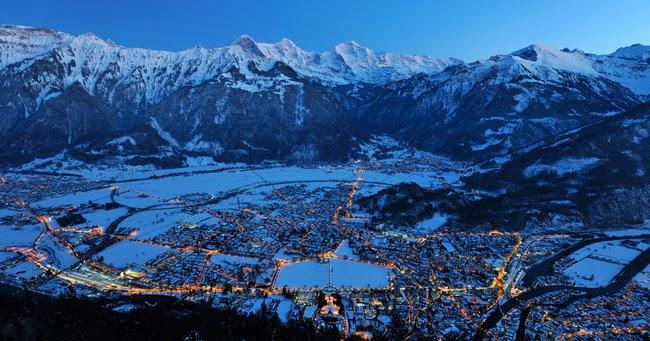 World Beautifull Places Interlaken Switzerland Images And