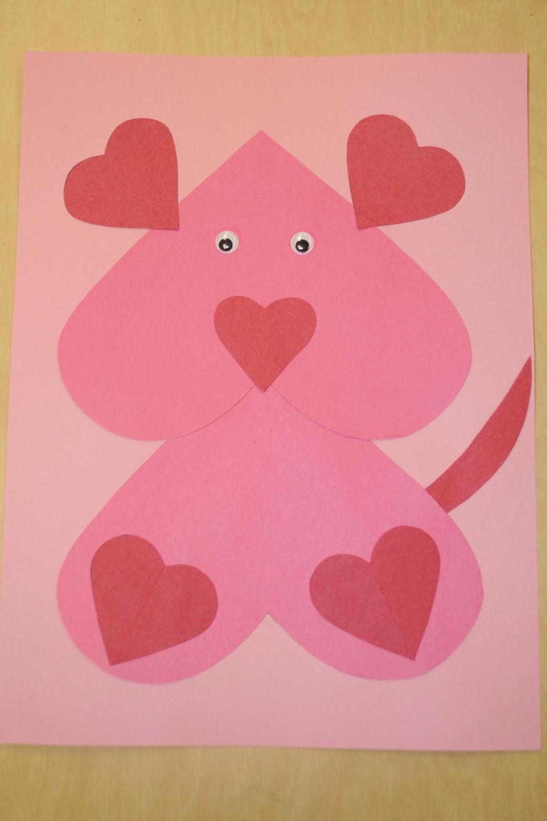 Mrs Ricca S Kindergarten Valentine S Day