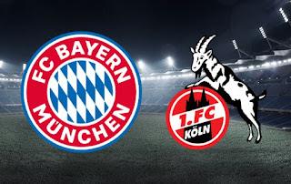 اون لاين مشاهدة مباراة بايرن ميونيخ و كولن ٢١-٩-٢٠١٩ بث مباشر في الدوري الالماني اليوم بدون تقطيع