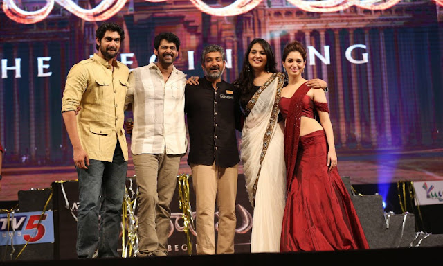 Bahubali 2 Movie Star Cast