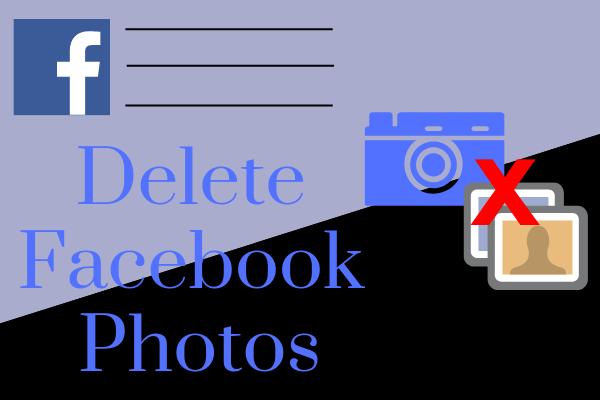Delete Photos From Facebook