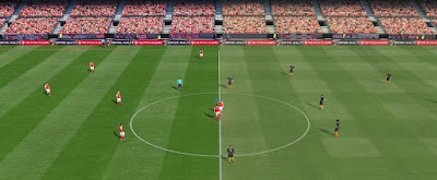 DamiDevFX For PES 2017 and PES 2017 Demo