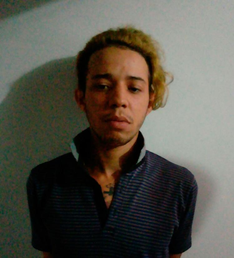 """Vianilson Alves, Vulgo """"Gemim"""" - Foto: Reprodução"""