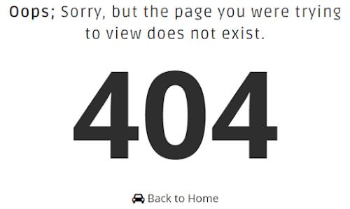 Cara Menghapus URL Pada Blog Yang Sudah Tidak Terpakai Atau Mengalami Eror