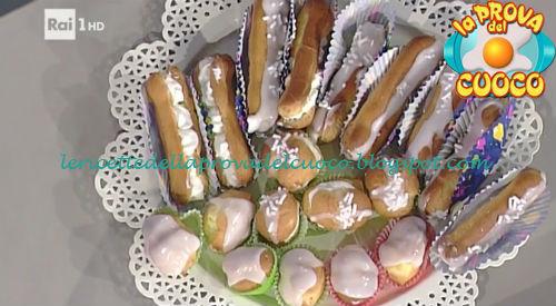 Croque en bouche ricetta Facchini da Prova del Cuoco